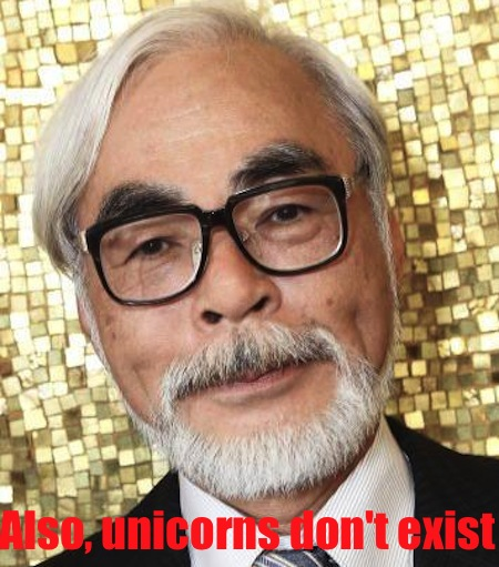 "Ghibli's Hayao Miyazaki comments that the concept of kids maturing through adventures is ""a lie"""