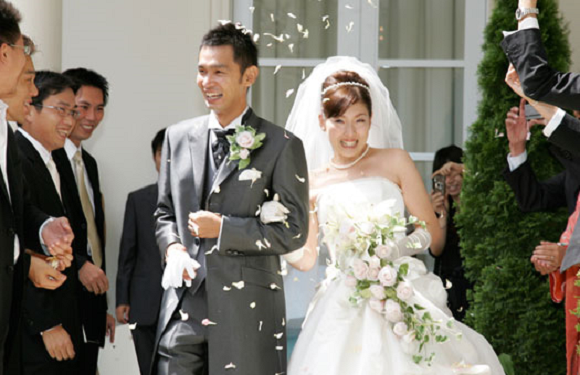 Changing attitudes about remarriage help create a new Japanese word: maru ni