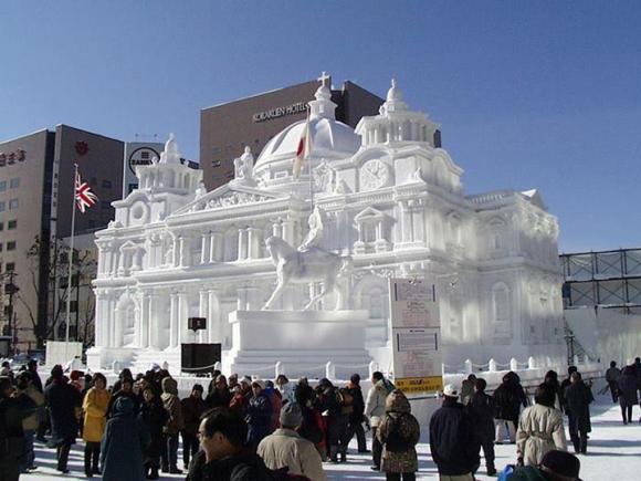 Sapporo Snow Festival 13