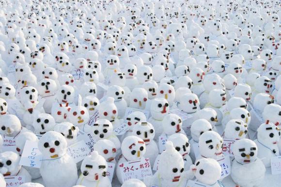Sapporo Snow Festival23