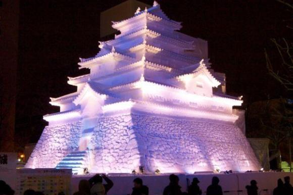Sapporo Snow Festival7
