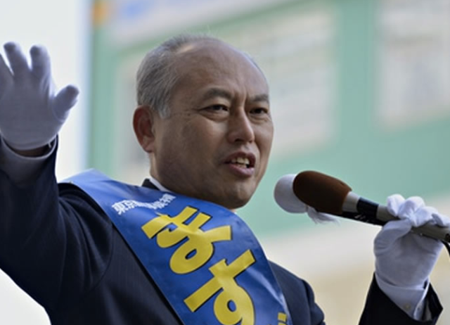 """Sexist"" pro-nuclear politician elected as Tokyo's newest governor"