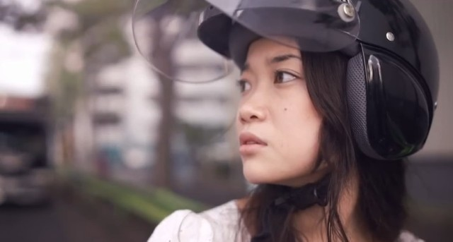 Everyone wants to know who this beautiful Japanese actress in new hit music video is