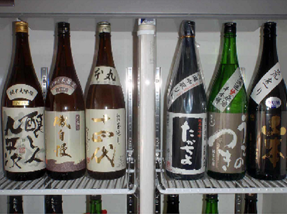 Bar with all-you-can drink beer and sake + no time limit = limitless bliss