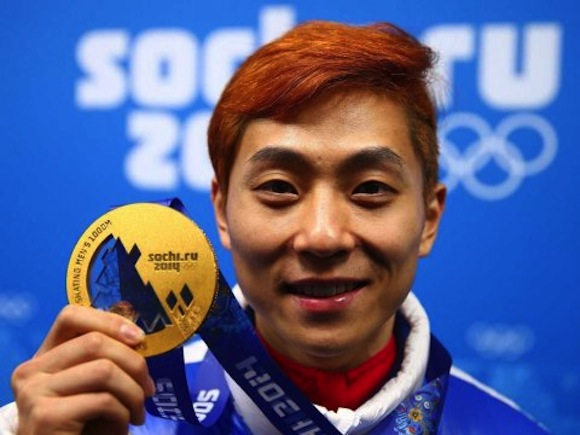 Why a Korean speed skating star changed his name and started racing for Russia