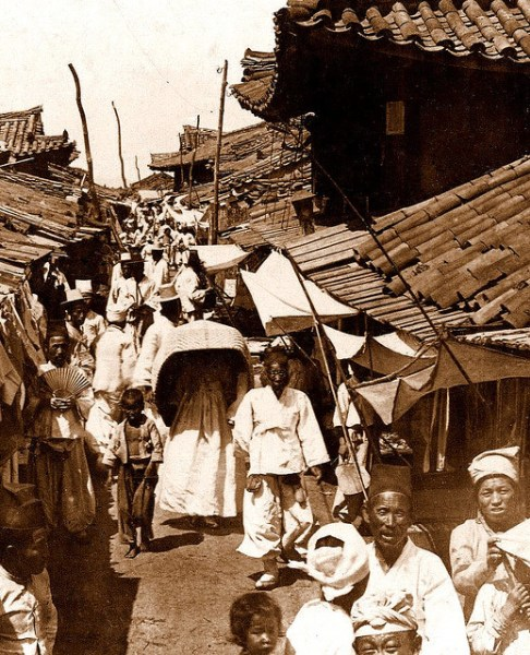 35 fascinating photos of Korea from 100 years ago (before K-dramas took over Asia)