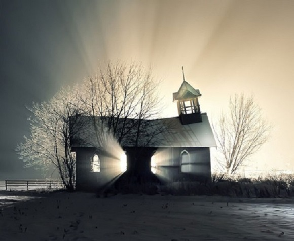 Views to die for: Nine beautiful, eerie abandoned structures to creep you out