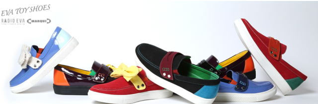 Evangelion loafers – Never worry about tying your shoes or failing to make an impression
