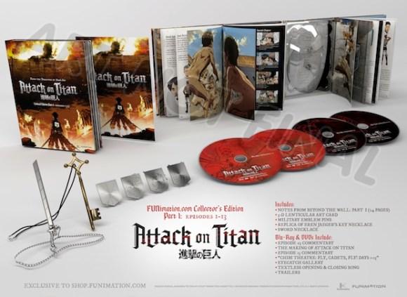 Funimation streams 2nd Attack on Titan dub clip