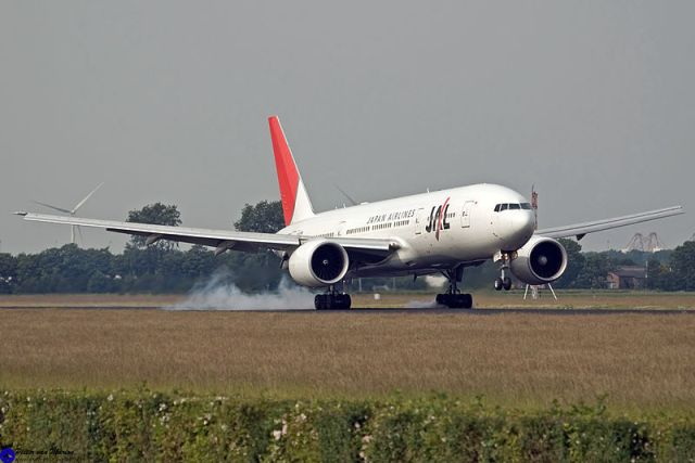 JAL voted most reliable airline in the world