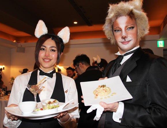 Japan's cat food restaurant is back!15