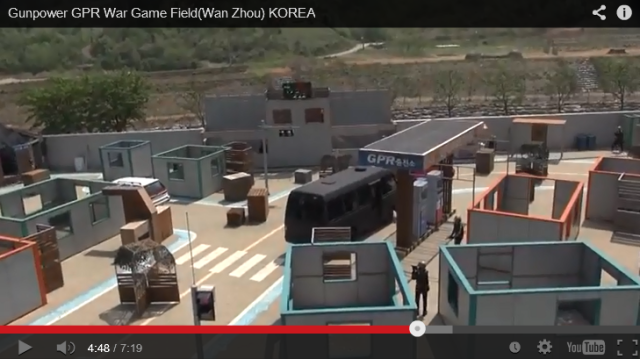 Awesome Korean airsoft park lets you live out your urban combat fantasies 【Video】