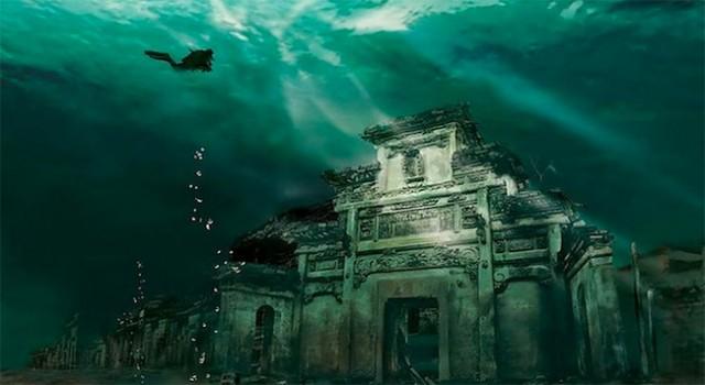 China's hauntingly beautiful lost city is no myth