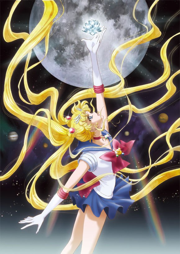 Sailor Moon Crystal gets one million views on Niconico in two days