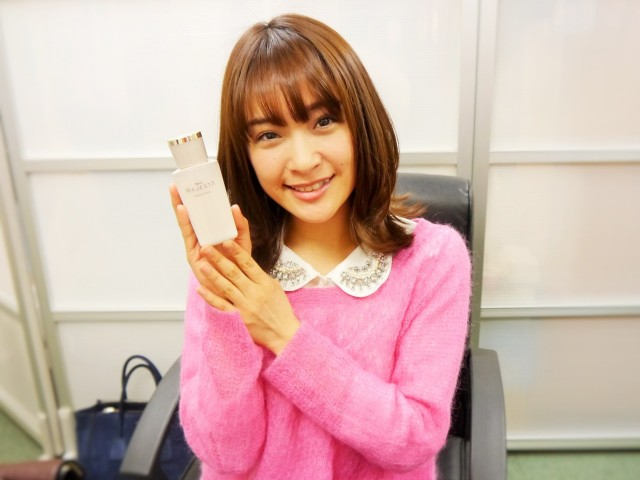 Japanese TV and movie star Mihiro reveals her secrets to younger looking skin