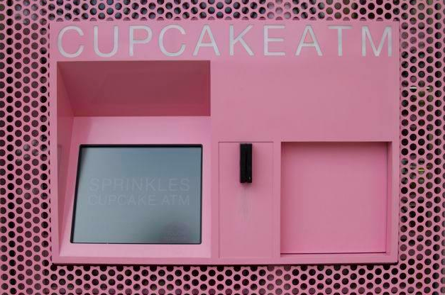 New York gets its first cupcake vending machine