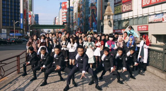 New music video from World Order helps you have a nice day, see the sights in Akihabara