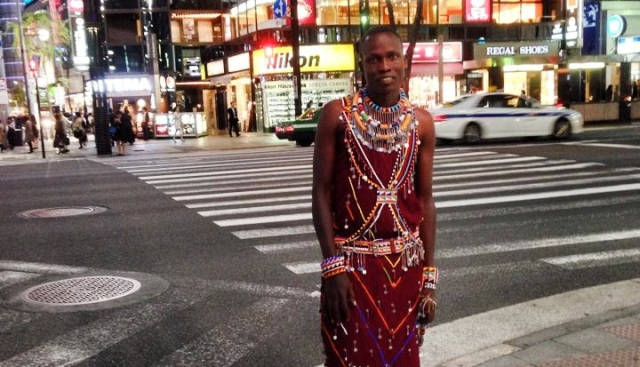 A Maasai tribesman in Ginza: How Tokyo fashion empowers women a world away in Africa 【Photos】
