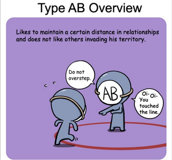 Calling all ladies out there: How to win the heart of a man with AB blood type