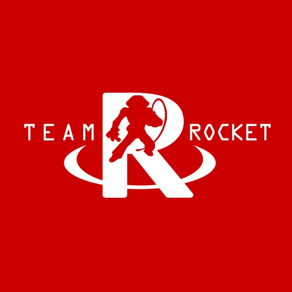 25 - Team Rocket-Houston Rockets