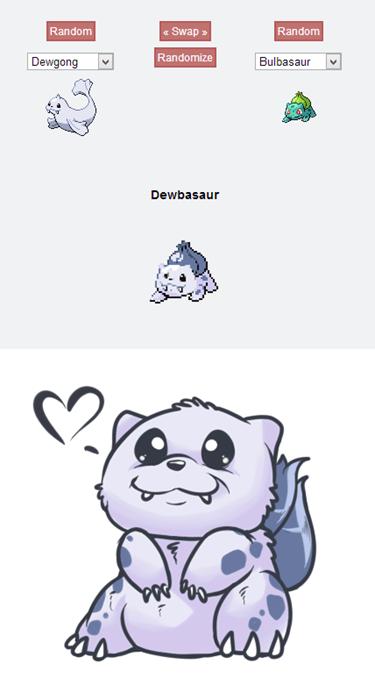 Dewbasaur
