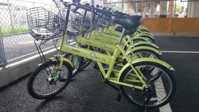 Tokyo's new rentable bikes are a great start, but the city is still far from bike-friendly…