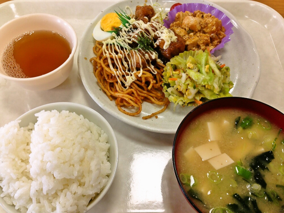 Eat like the judges and lawyers of Japan at this theme restaurant in Kumamoto