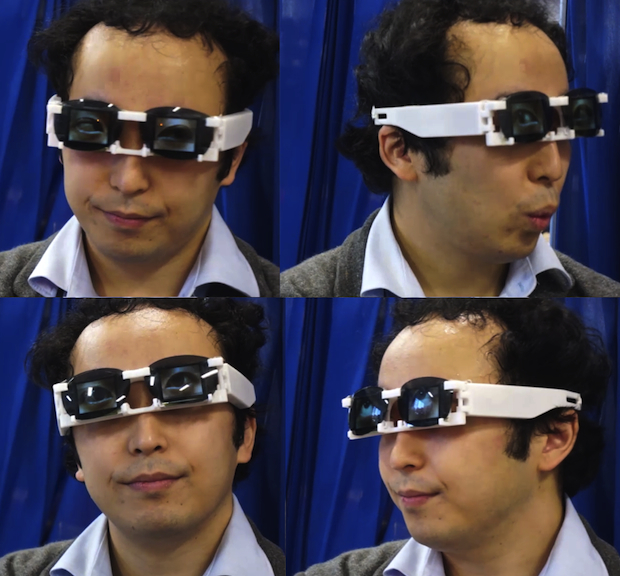 Japanese researcher develops glasses to replace eye contact, turn you into emotional cyborg