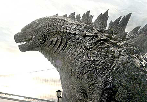 "Japanese fans: New American Godzilla is ""too fat"""