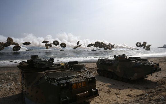 Here's the military exercise that has North Korea freaking out2