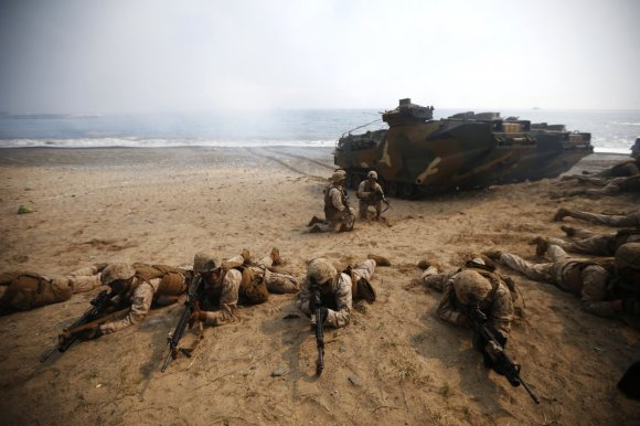 Here's the military exercise that has North Korea freaking out6