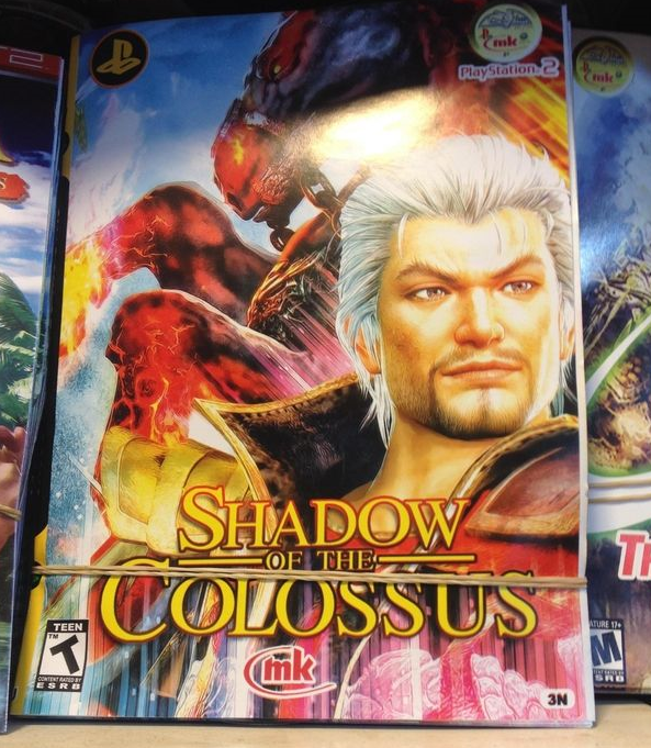 Iraqi Shadow of the Colossus is hardcore (plus more fun with bootlegs) 【Photos】
