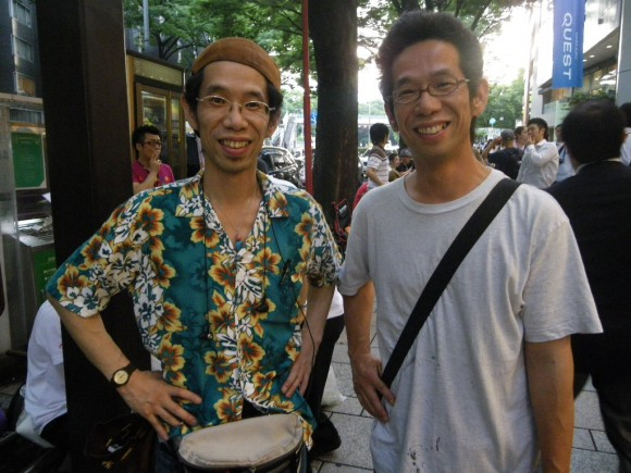 People of the world, brace yourselves: Mr. Sato… has a twin!