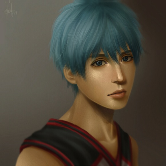 """Realistic"" Kuroko's Basketball characters look just as cool, if not cooler【Pictures】"