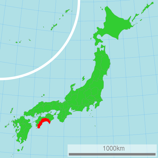 NHK has been reporting the wrong weather in Kōchi Prefecture for… four years?!