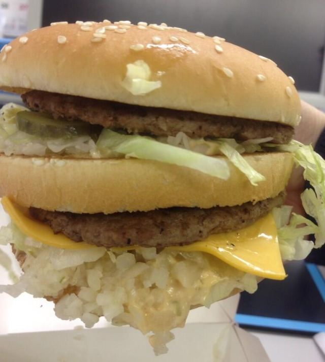 Free double pickles and onions at McDonald's Japan will help your budget, ruin your breath
