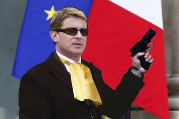 His name is Balse and he looks like Colonel Muska: Japanese netizens go wild for new French PM