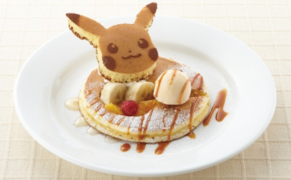 Denny's Japan introduces PokéNOMNOMNOM