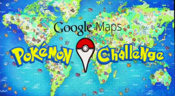 Google kicks off April Fools' Day with a Google Maps Pokemon Challenge that's actually real…kinda