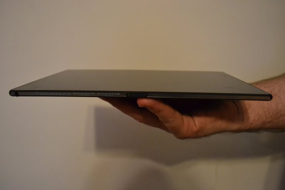 REVIEW- Sony's new tablet is thinner and lighter than the iPad Air, and Android fans will love it2