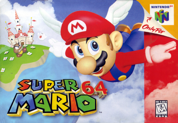 Get lost all the time? Can't read maps? Study says you should play more Super Mario 64