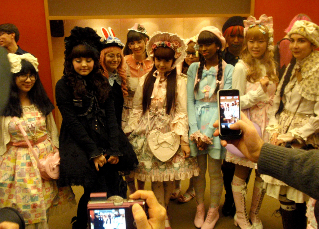 Deconstructing Lolita fashion