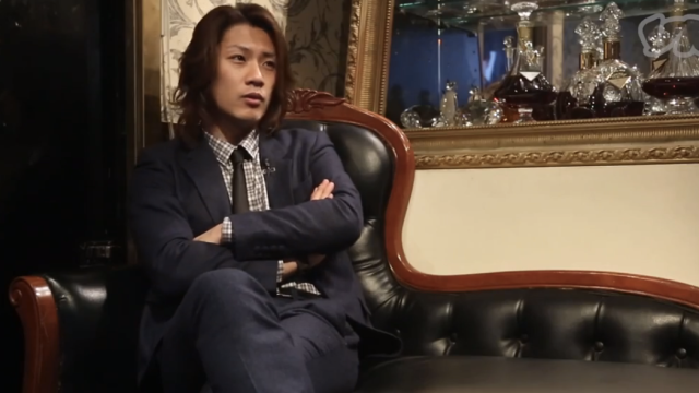 "Women, money and time: Behind the scenes with Japan's ""King of Hosts"""