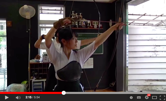 Japanese archery: The coolest school club ever?