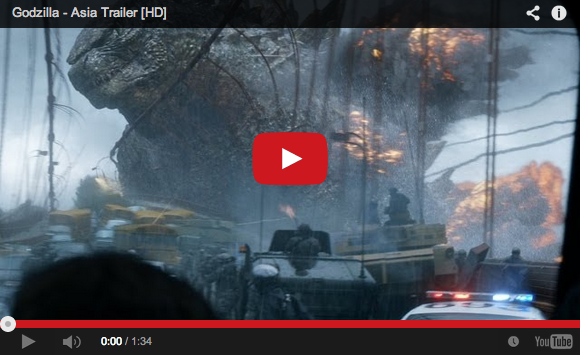New Asian Godzilla trailer teases with extra monsters, footage 【Video】