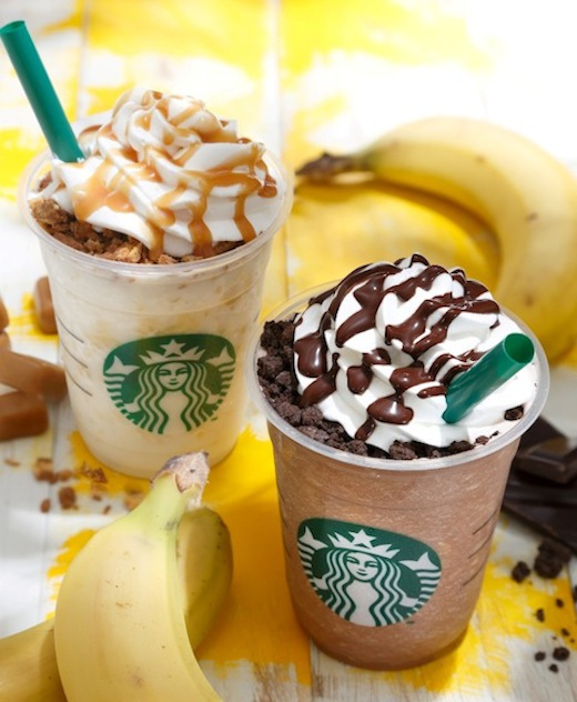 New Starbucks Frappuccinos look and sound so good they drive us nuts even before going on sale!