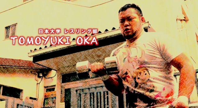 Otaku pro wrestler Tomoyuki Oka makes no apologies for blurring the nerd/jock boundary