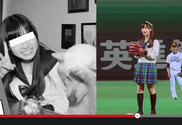 Kanna Hashimoto's rise to fame continues with major commercial appearance