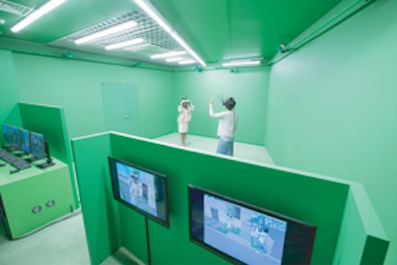 Japanese homebuilder offers virtual reality tour of your new home while you're still designing it