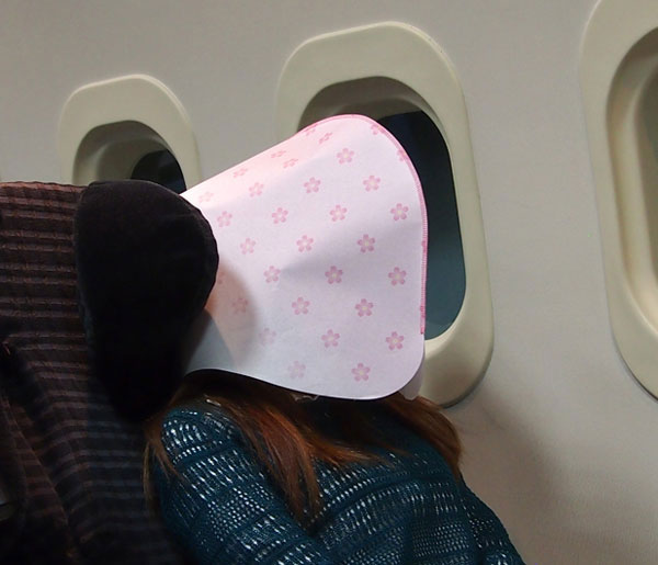 "Makers of bizarre new ""My Dome"" sleep hoods stress health and beauty benefits"